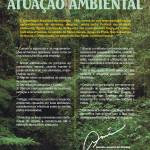 Cartaz Política Ambiental CBA