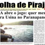 Manchete-Folha-Piraju